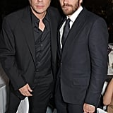 Benicio del Toro and Jake Gyllenhaal