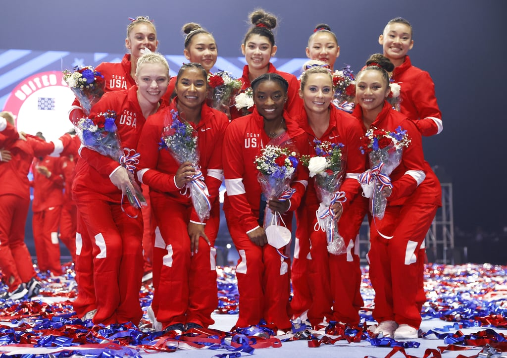 Good Luck in Tokyo to These Incredible Gymnasts!