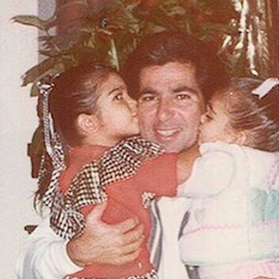 Kim Kardashian and Her Late Dad September 2019 | Photo
