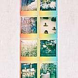 Polaroid Originals UO Exclusive Limited Edition Rainbow Frame 600 Instant Film