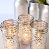 Mercury Glass Votives