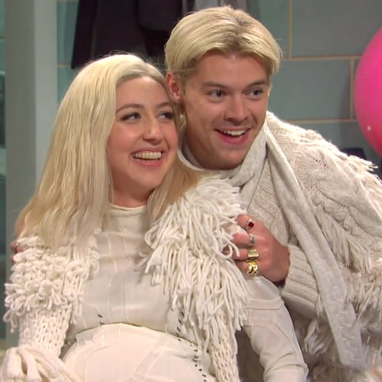 "Harry Styles ""Childbirth Class"" SNL Skit 