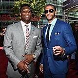 Jameis Winston and Colin Kaepernick