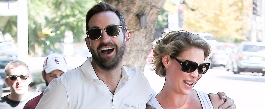 Katherine Heigl and Josh Kelley Get Silly During Their Lunch Date
