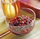 Cranberry Citrus Compote
