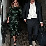 Princess Beatrice and Edoardo Mapelli Mozzi in London Photos