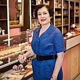 Gabriela Hernández, founder of Bésame Cosmetics