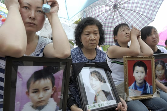 China's One-Child Policy Lifted For Quake Victims