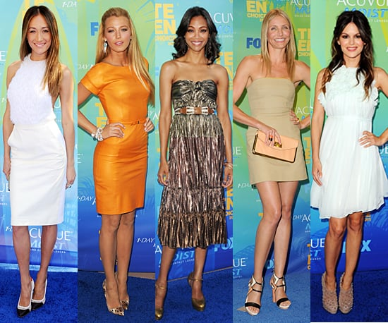Best Dressed at 2011 Teen Choice Awards 2011-08-07 19:47:33