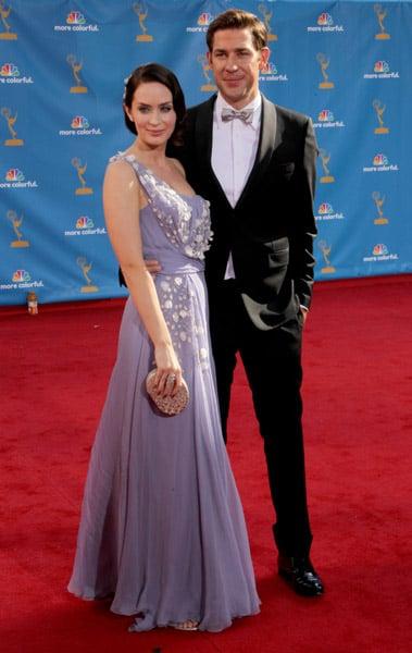 Ladies on the 2010 Primetime Emmy Awards Red Carpet