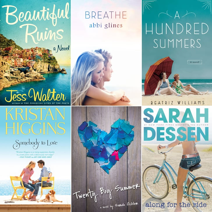 13 Books With Lots of Summer Lovin'