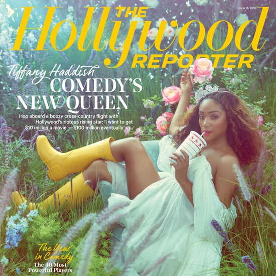 Tiffany Haddish Quotes About Leonardo DiCaprio June 2018