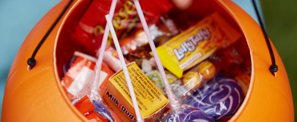 Photos of 100 Calories of Halloween Candy