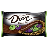 Dove Milk Chocolate & Caramel Witches Mix ($4)