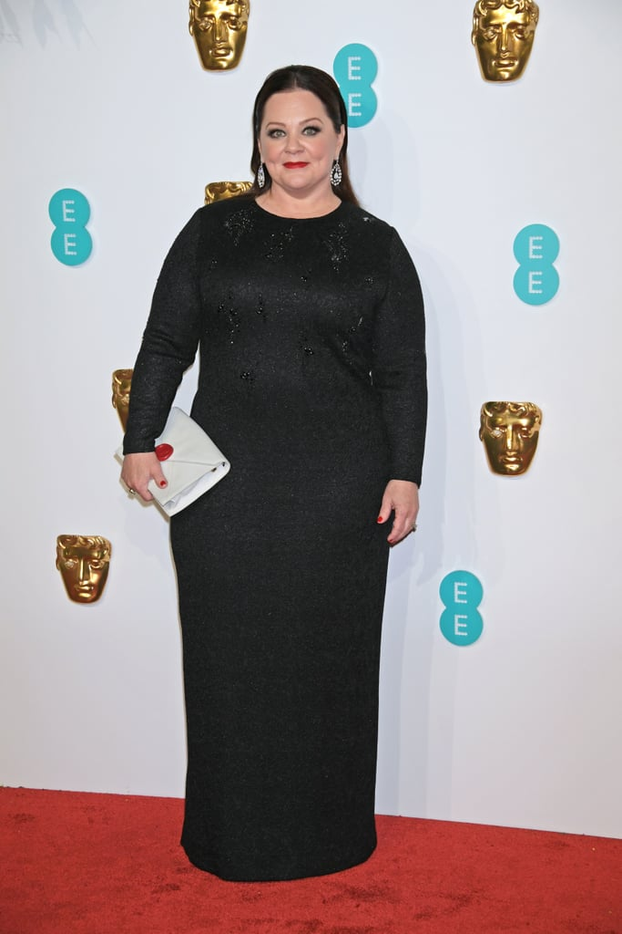 Melissa McCarthy at the 2019 BAFTA Awards