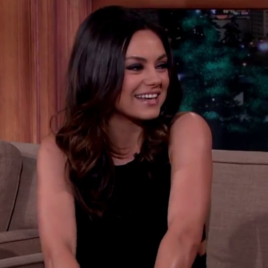 Mila Kunis Interview on The Late Late Show | Video