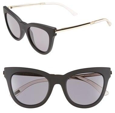 Le Specs 'Le Debutante' 51mm Cat Eye Sunglasses ($79)