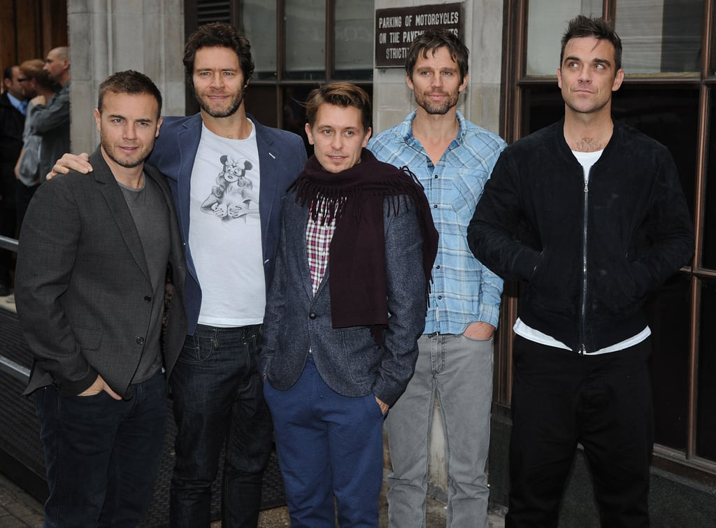 Take That Interviewed at Radio 1