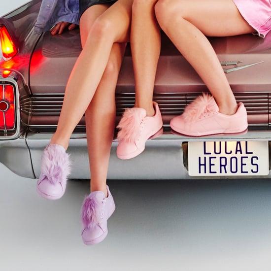 Best Pink Sneakers 2017