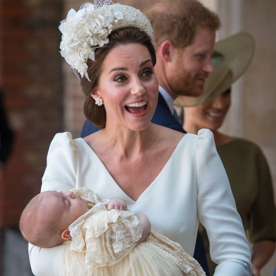 Kate Middleton Quotes About Prince Louis Using His Walker