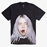 Billie Eilish Tarantula Mouth T-Shirt