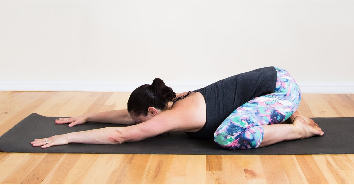 Drift Off to Sleep With This Yoga Sequence
