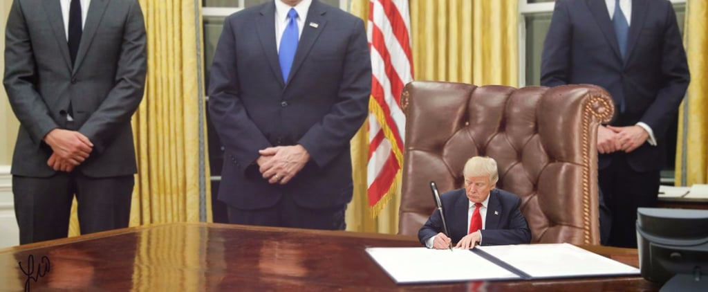 After Seeing the Photos, You'll Understand Why Tiny Trump Is the Internet's New Favorite Meme