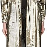 Isabel Marant Gold Silk Namilc Coat ($1,735)