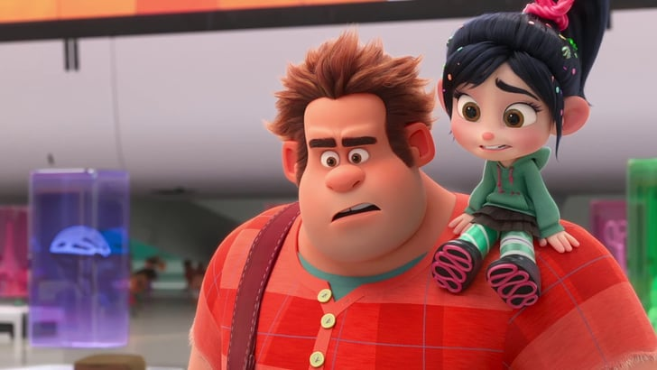 Official Trailer 3 | Wreck-It Ralph 2 Trailer | POPSUGAR ...Wreck It Ralph Trailer 3