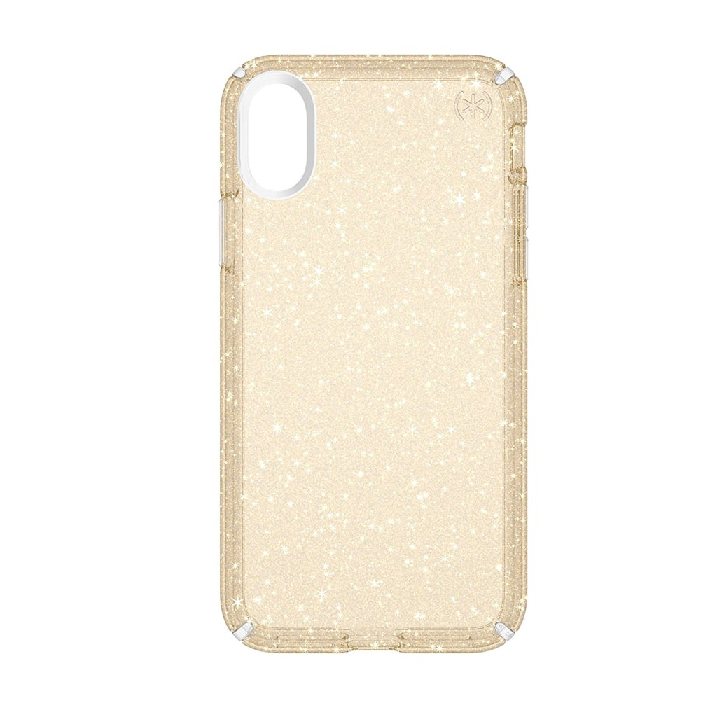 Speck Presidio Clear + Glitter Case