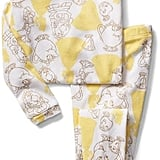 Gap babyGap Disney Baby Belle Print Sleep Set ($23, originally $30)
