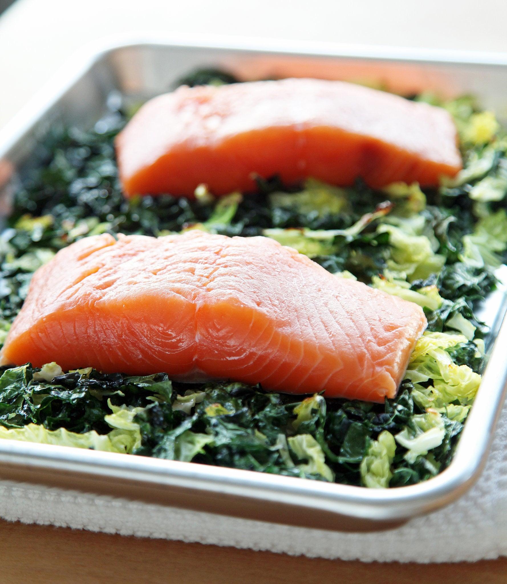 Alton Brown: Coated In A Citrus Glaze Per Usual, Alton Brown's Salmon  Recipe