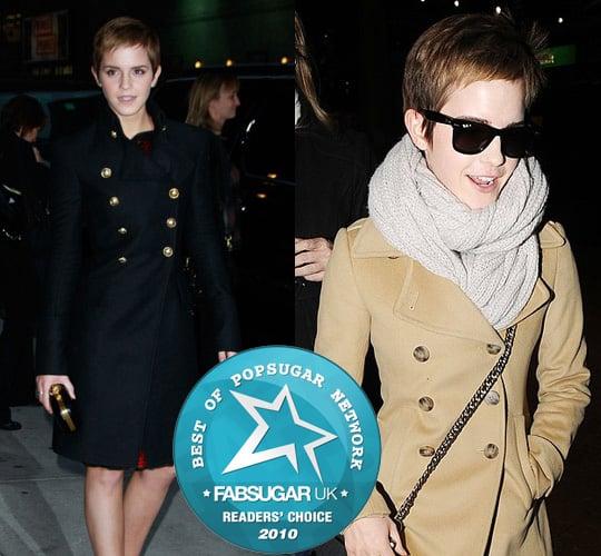 Best Dressed British Star of 2010