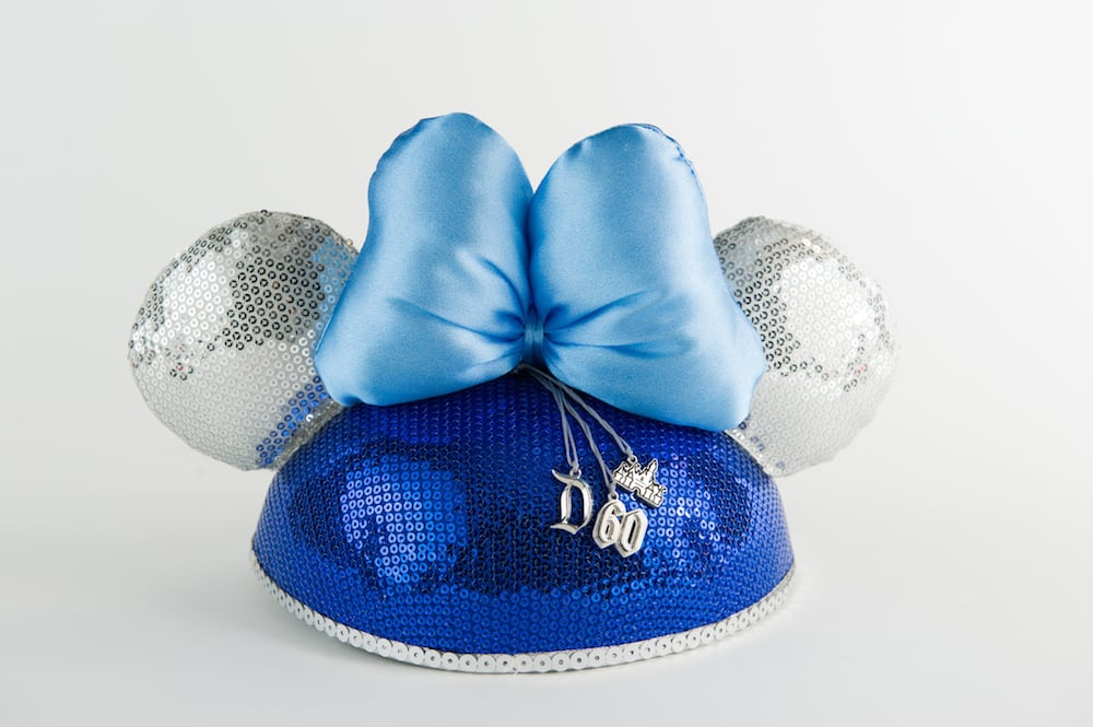 Minnie Mouse Sequined Ears