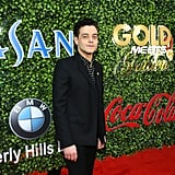 Rami Malek at the 2020 Gold Meets Golden Party in LA