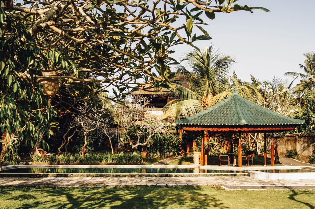 Fitness, Yoga, and Surfing in Bali, Indonesia