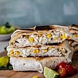 Chicken and Corn Crunchwraps