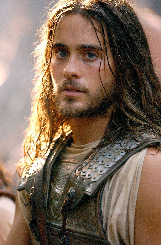 His Beautiful Hair Starred in 2004's Alexander