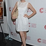 Kelly Rutherford at an NYC premiere.