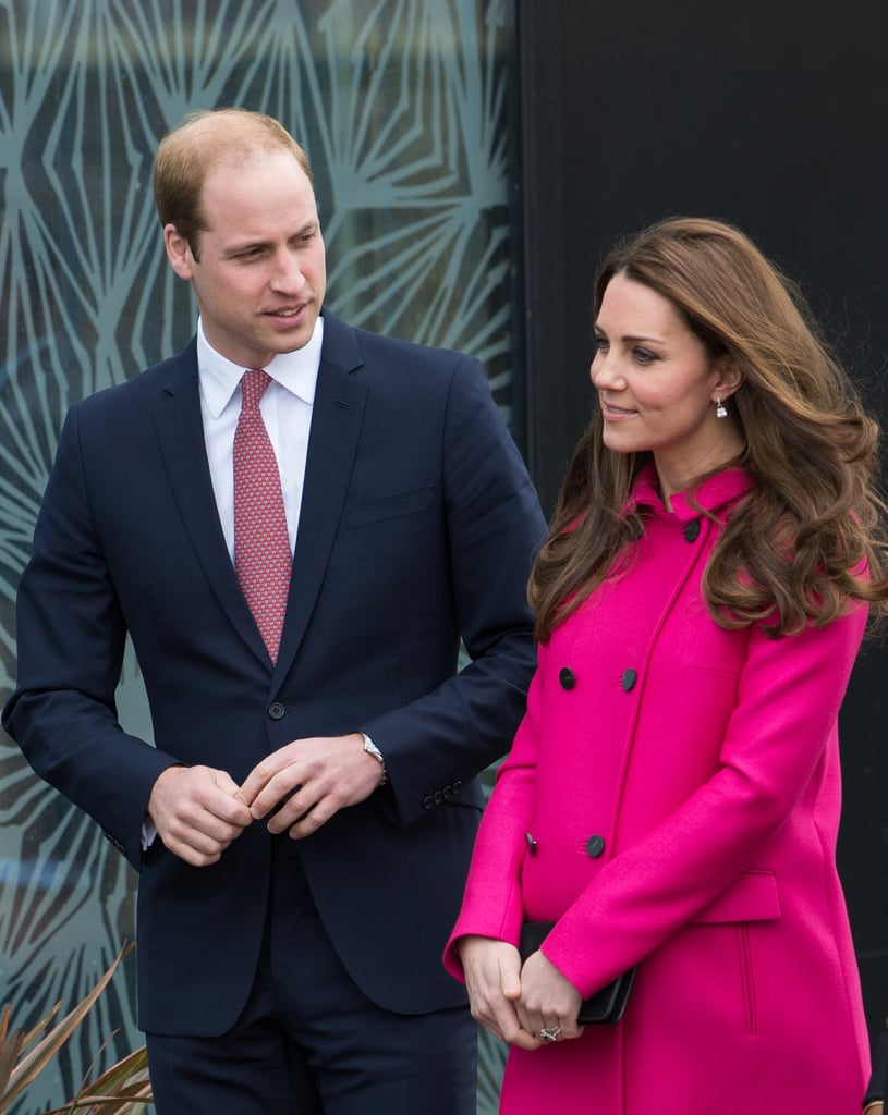 Kate middleton second pregnancy style popsugar fashion celebrate the new princess with kate middletons most stylish maternity moments ombrellifo Gallery