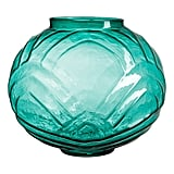 H&M Large Textured Glass Vase