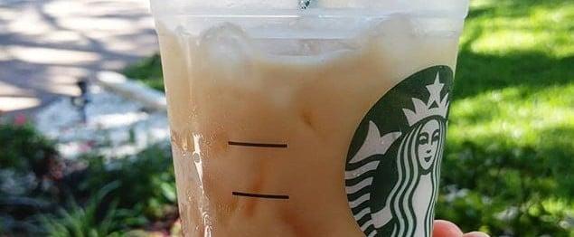 Keto Colada Starbucks Drink