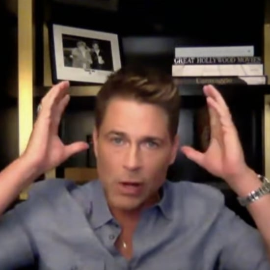 Does Prince Harry Have a Ponytail? Rob Lowe Thinks So: Watch