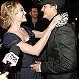Kate Bosworth et Orlando Bloom en 2004
