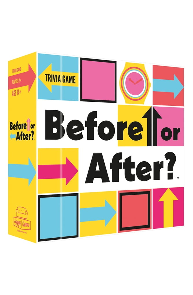 Hygge Games 'Before or After?' Party Game