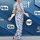 Jenna Lyons at the 2020 SAG Awards