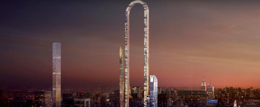 New York Big Bend Challenges Dubai To World's Tallest Tower