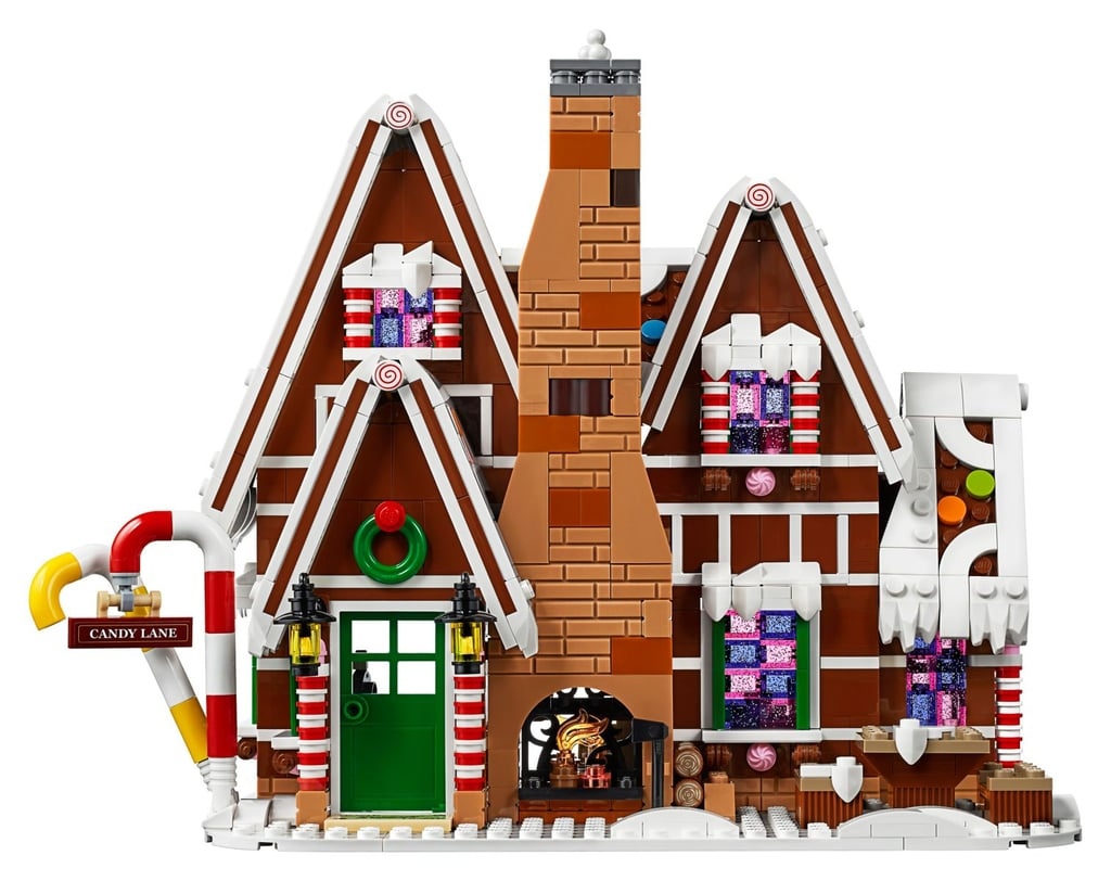 Lego Gingerbread House Set 2019