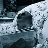 Nick Cannon shared a picture of Monroe Cannon reading a book in November 2011.