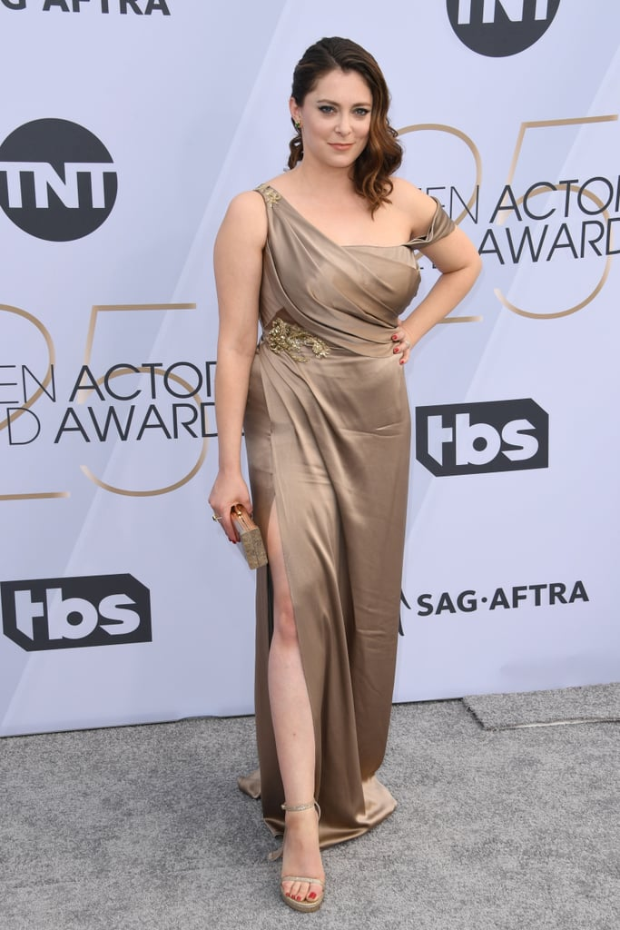 Rachel Bloom at the 2019 SAG Awards